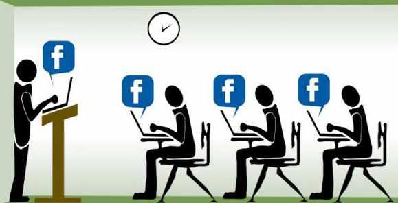 Facebook in Classroom