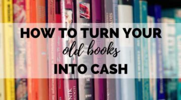 3 Ways to Make The Most Out Of Your Old Books