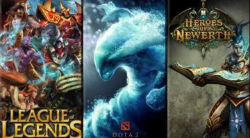 Pros & Cons of 3 Great MOBA Games