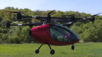 Passenger Drone is the Future – WATCH it in Action