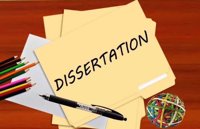 Draft a Dissertation