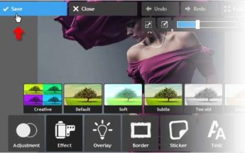 5 Top Online Web Based Photo Editors
