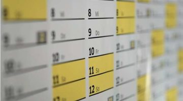 7 Tips for Managing Your Schedule like a Pro with Printable Calendars