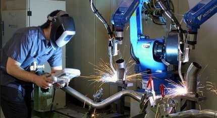 robotic welding understanding the advantages