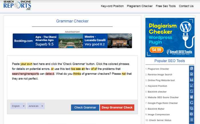 check grammar for free