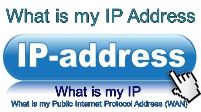 How To Find Out Your IP Address (What Is My IP)